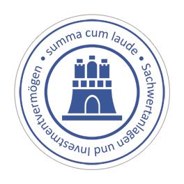 Hansetrust Qualitätssiegel summa cum laude - Anlageprodukte der marktführenden Initiatoren