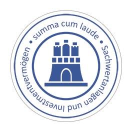 Hansetrust Qualitätssiegel - summa cum laude