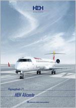 HEH 21. Flugzeugfonds Alicante