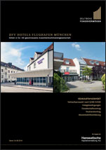 IMMAC / DFV Hotels Flughafen München - Unterlagen kostenlos und unverbindlich anfordern