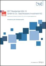BVT Residential USA 15 - Unterlagen kostenlos und unverbindlich anfordern